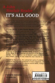 It's All Good - Reader | back