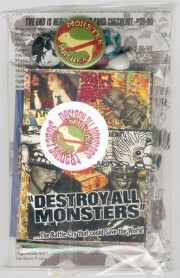 Monster Masher Trading Cards