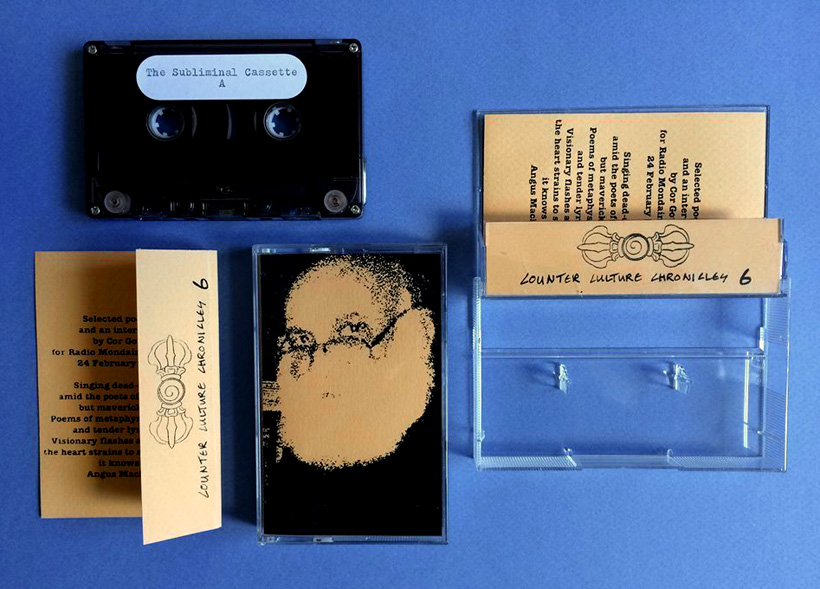 Ira Cohen - The Subliminal Cassette