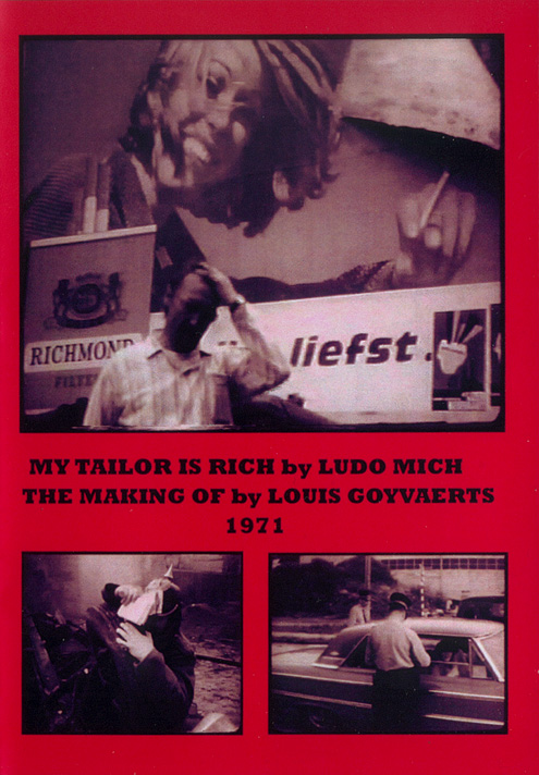Ludo Mich - My Tailor Is Rich
