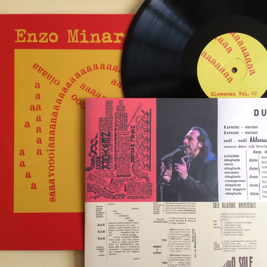Enzo Minarelli - Live in San Francisco