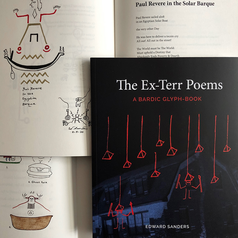 Ed Sanders - The Ex-Terr Poems