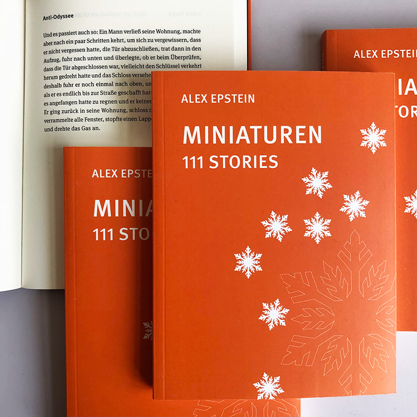 Alex Epstein - Miniaturen, 111 Stories